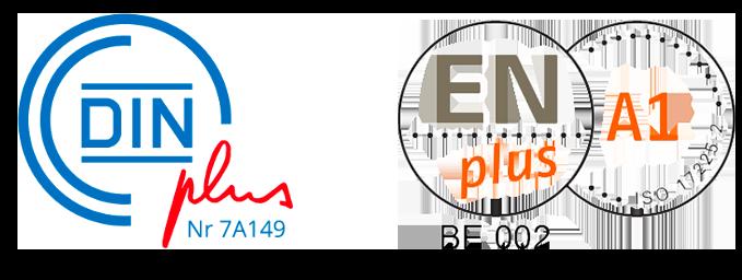 Logos Din Plus, EN Plus